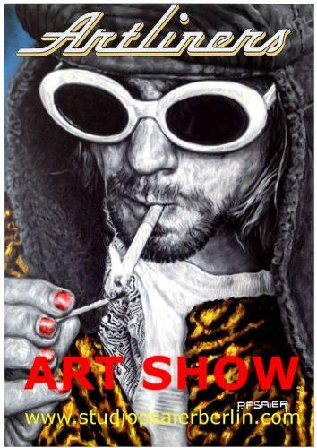 poster -kurt-cobain 02 50